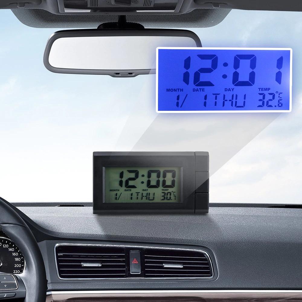 שעון דיגיטלי לרכב K-01